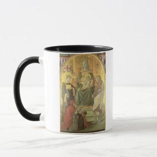 Madonna Del Ceppo, 1453 (und Detail 62016) Tasse