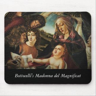Madonna Del Magnificat Mauspad