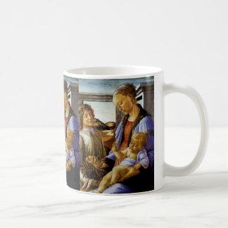 Madonna des heiligen Abendmahl Kaffeetasse