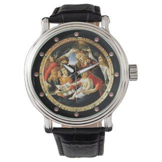 Madonna des Magnificat Uhr