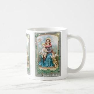 Madonna mit Christus-Kind Kaffeetasse