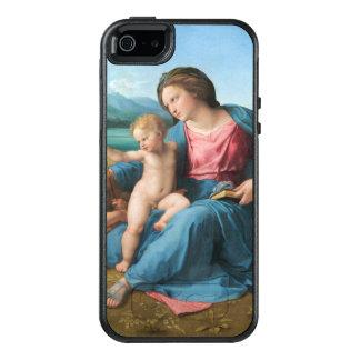 Madonna-RAPHAEL alba OtterBox iPhone 5/5s/SE Hülle