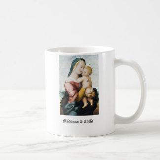 Madonna u. KinderTasse Kaffeetasse
