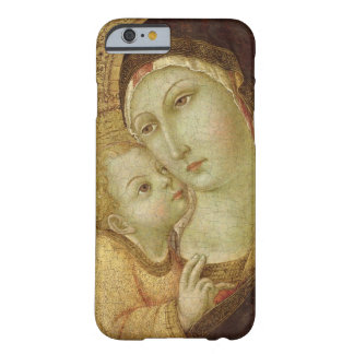 Madonna und Kind Barely There iPhone 6 Hülle