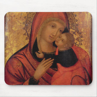Madonna und Kind, c.1650 (Platte) Mousepads