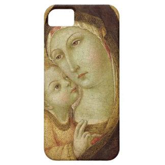 Madonna und Kind iPhone 5 Hüllen