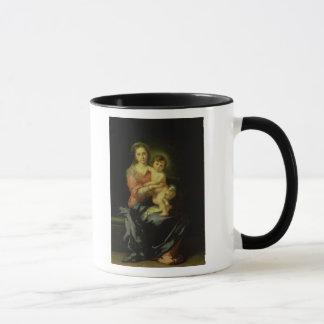 Madonna und Kind, nach 1638 Tasse