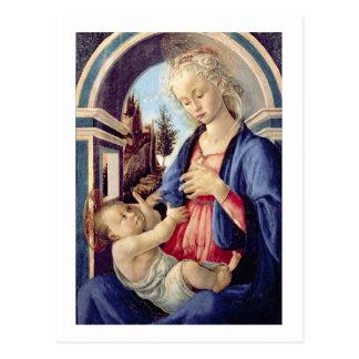 Madonna und Kind (Platte) 2 Postkarte