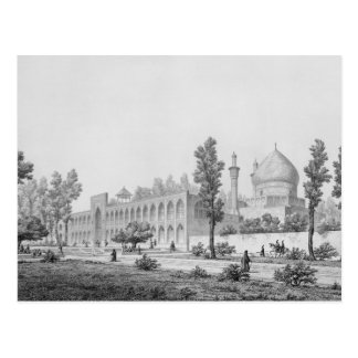 Madrasa-Yi Masjid-i Shah Sultan Hussein, in Isfaha Postkarte