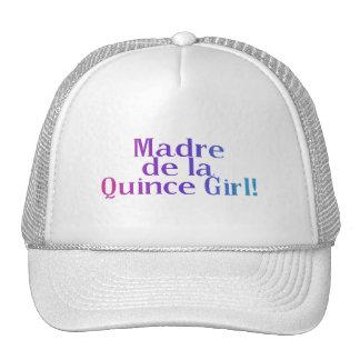Madre De la Quince Girl Kultkappe