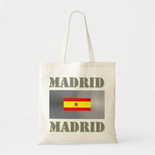 Madrid Tragetasche