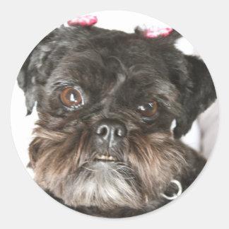Mae der ewok-artige Hund Stickers