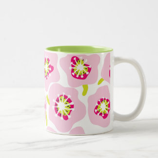 Maehwa rosa Zwei-Ton Tasse