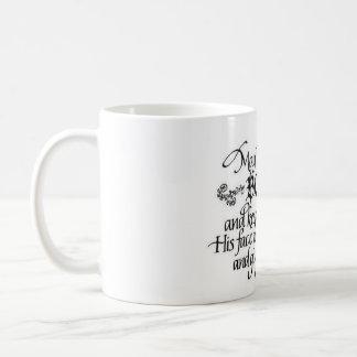 mag der Lord Sie segnen Kaffeetasse