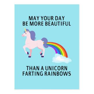 Mag Ihr Tag schönere Postkarte sein