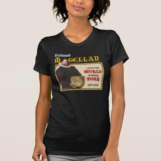 Magellan Weltausflug-Shirt 1519 (w-Dunkelheit) T-Shirt