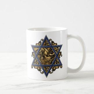 Magen- Davidgold Kaffeetasse
