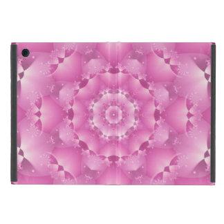 Magentarotes Kaleidoskop iPad Minifall iPad Mini Schutzhülle
