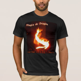 Magia de Dragon ~ Drache Magick Fireplay Entwurf T-Shirt