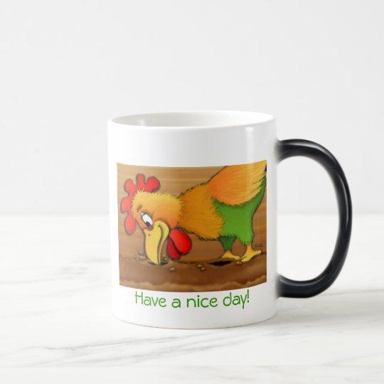 MAGIC GOGO  CUP -die Tasse, die dich verzaubert Verwandlungstasse
