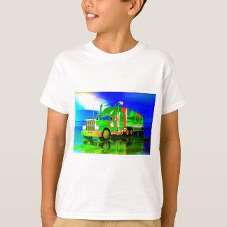 magic-neon-truck T-Shirt