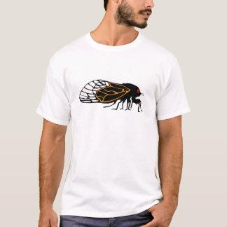 Magicada - Zikade - Cigale - Sommer-Summen T-Shirt