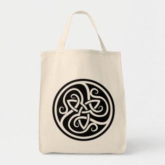 Magick - Triquetra Einkaufstasche
