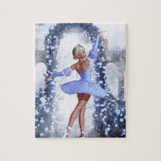Magische Ballerina Puzzle