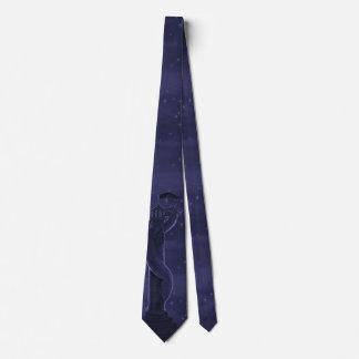 Magische Drache-Krawatte Krawatte