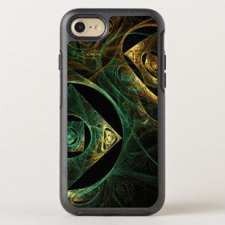 Magische Erschütterungs-abstrakte Kunst OtterBox Symmetry iPhone 8/7 Hülle
