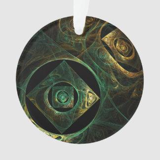 Magische Erschütterungs-abstrakter Ornament
