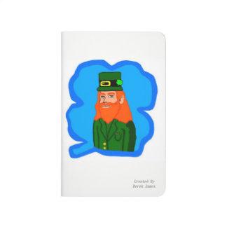 Magische Kobold-Taschen-Zeitschrift Taschennotizbuch