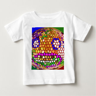 Magische Kreise - Lächeln vollständig Baby T-shirt