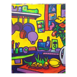 Magische Küche 21,6 X 27,9 Cm Flyer