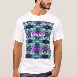 Magische Lampe 4, die abstrakt glüht T-Shirt