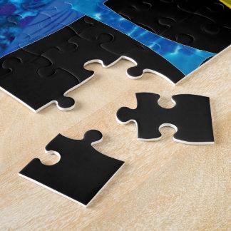 Magische Pilze Puzzle