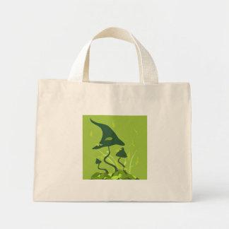 magische Pilztasche Mini Stoffbeutel