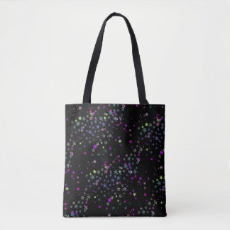 Magische Sterne, Stardust, Mitternacht-Schwarzes Tasche