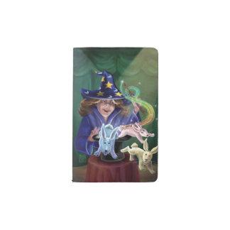 Magische Tat Moleskine Taschennotizbuch