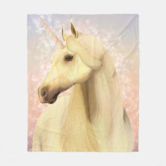 Magische Unicorn-Fleece-Decke Fleecedecke
