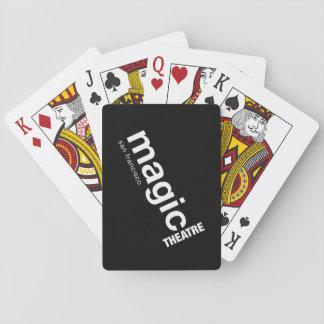 Magischen Theaters mutig, neuen Spiels (ing Spielkarten