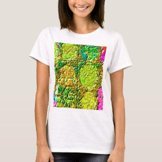 Magischer gravierter Kristallentwurf 12 V4 T-Shirt