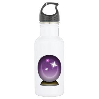 Magischer Kristallball - Emoji Trinkflasche