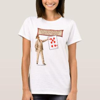 Magischer Trick - 7D - Damen angepasst T-Shirt