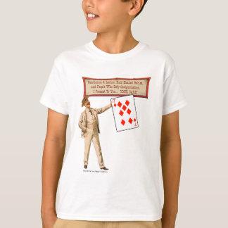 Magischer Trick - 7D - KinderT - Shirt