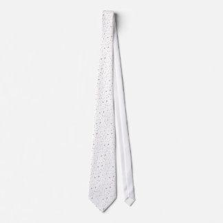 Magischer Weihnachtsregen Krawatte