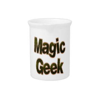 Magisches Aussenseiter-Gold Getränke Pitcher