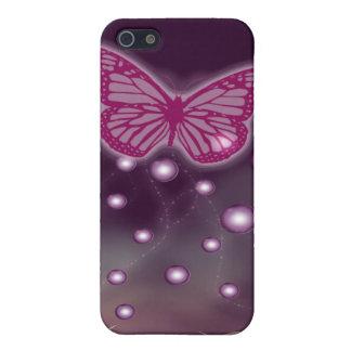 magisches Gehäuse des Schmetterlinges 4 der Fantas Etui Fürs iPhone 5