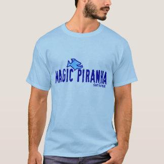 Magisches Piranha-Logo-Shirt T-Shirt
