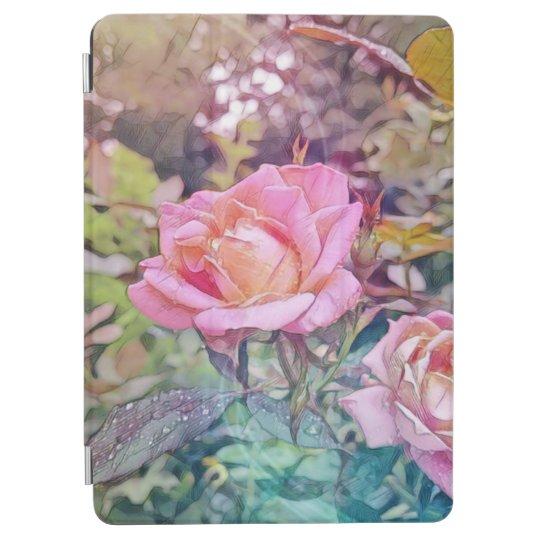Magisches Rose iPad Profall iPad Pro Hülle